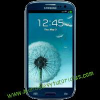 Samsung Galaxy SIII Manual