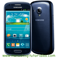 Samsung Galaxy SIII mini Manual de usuario PDF español