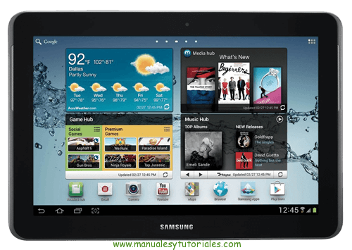 samsung galaxy tab 3 desarrollo aplicaciones android