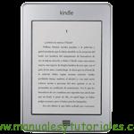 Kindle Touch | Guía de usuario PDF español