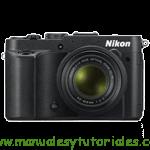 Nikon Coolpix P7700 curso fotografia digital