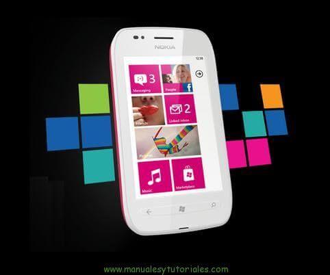 Descargar Nokia Lumia 710 Manual De Usuario Pdf Espa 241 Ol border=