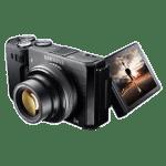 Samsung EX1 manual usuario pdf camara compacta