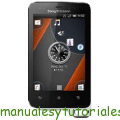 sony Ericsson xperia active manual guia usuario hosting vps