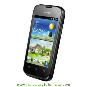 Manual de usuario Huawei Ascend Y210 PDF Español Smartphone de Samsung