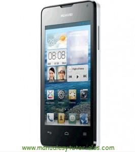 Huawei Ascend Y300 Manual de usuario PDF Español
