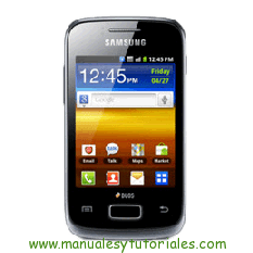 Samsung Galaxy S Duos manual usuario pdf
