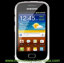 Samsung Galaxy mini 2 manual usuario pdf