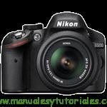 Manual de usuario Nikon D3200 Blog de fotos