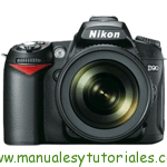 Manual de usuario Nikon D90