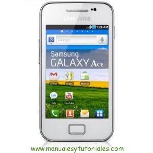Samsung galaxy ace guia de usuario pdf espa 241 ol manuales y