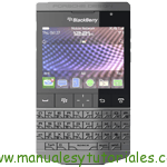 BlackBerry Porsche Design P9981 manual pdf desarrollo aplicaciones blackberry