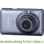 Canon Digital IXUS 120 IS manual guia usuario manual guia usuario stock footage picture stock