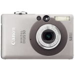 Canon Digital IXUS 50 Manual de usuario en PDF español