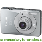 Canon Digital IXUS 75 manual guia usuario manual guia usuario stock footage picture stock