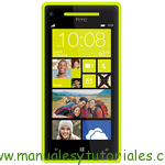 HTC Windows Phone 8X manual pdf master desarrollo aplicaciones accesorios htc
