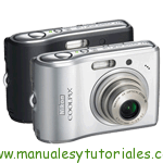 Nikon Coolpix L15 manual usuario pdf