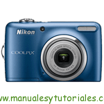 Nikon Coolpix L23 manual usuario pdf