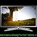 Samsung Smart TV F6200AW manual pdf tv internet skype banco de imágenes