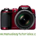 Nikon Coolpix L120 manual usuario pdf