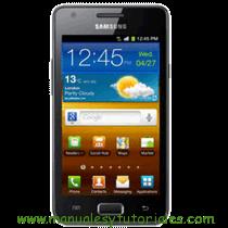 Samsung Galaxy R manual usuario pdf