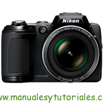 Nikon Coolpix L100 manual usuario pdf