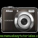Nikon Coolpix L21 manual usuario pdf