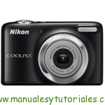 Nikon Coolpix L25 manual usuario pdf