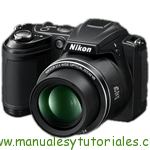 Nikon Coolpix L310 manual usuario pdf