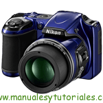 Nikon Coolpix L820 manual usuario pdf