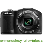 Nikon Coolpix L610 manual usuario pdf