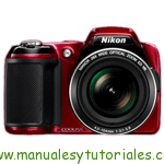 Nikon L810 manual usuario pdf