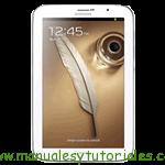 Samsung Galaxy Note N5100 manual usuario pdf
