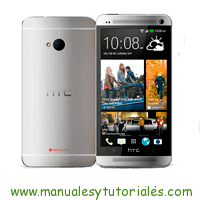 HTC One Manual de usuario en PDF español