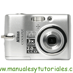 Nikon Coolpix L10 manual usuario pdf