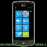 LG Optimus 7 manual usuario pdf