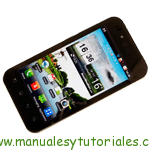 LG Optimus Black manual usuario pdf