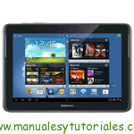 Samsung Galaxy Note N8010 manual usuario pdf
