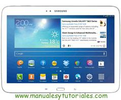Samsung Galaxy Tab 3 P5200 manual usuario pdf