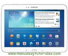 Samsung Galaxy Tab 3 P5210 manual usuario pdf