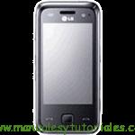 LG GM750 manual usuario pdf
