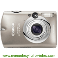 Canon Digital IXUS 900 Ti Manual de usuario en PDF español