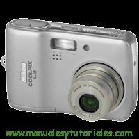 Nikon Coolpix L3 Manual de usuario en PDF Español
