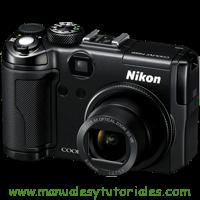 Nikon Coolpix P6000 Manual de usuario en PDF Español
