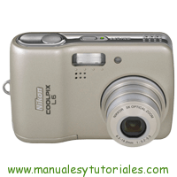 Nikon Coolpix L6 Manual de usuario en PDF