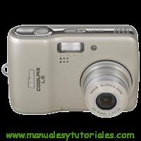 Nikon Coolpix L6 Manual de usuario en PDF