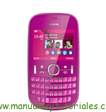 Nokia Asha 200 manual usuario pdf