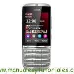 Nokia Asha 300 manual usuario pdf