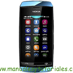 Nokia Asha 305 manual usuario pdf