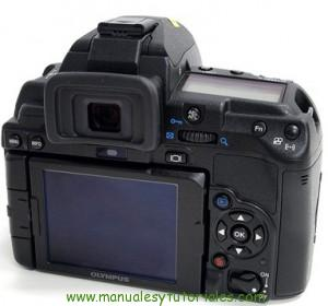 Olympus E-5 manual usuario pdf